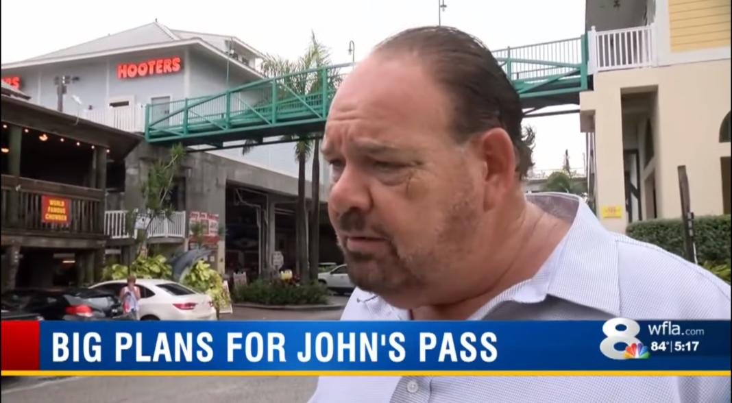 Ben Mallah WFLA Johns Pass